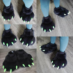 Feetpaws Commission: Radcliffes' Feet