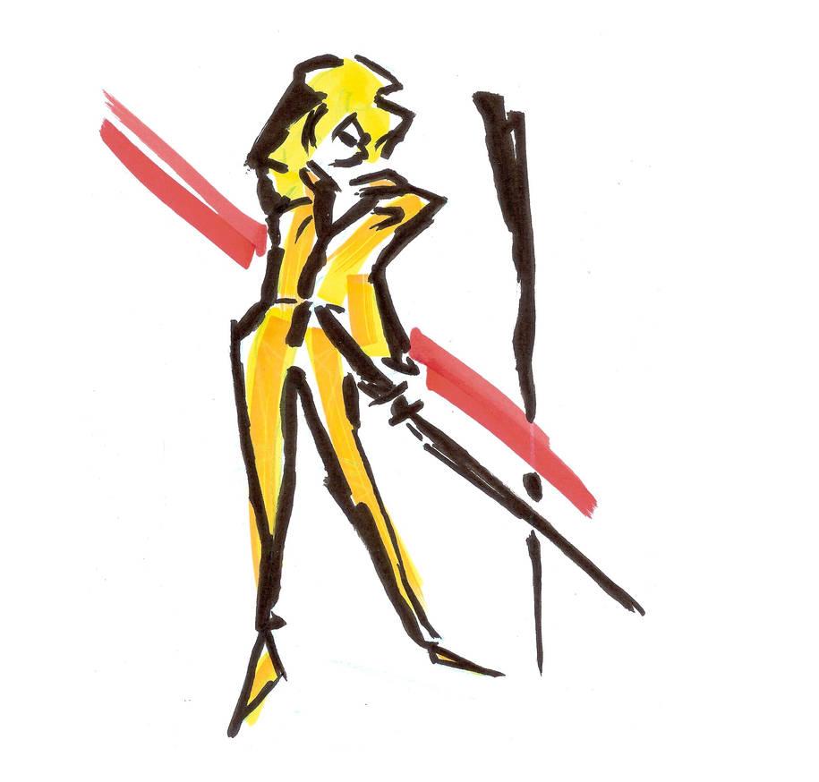 Yellow LadyBlood