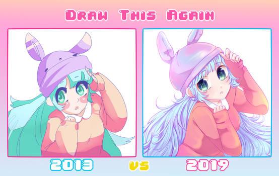 Draw this again | MintiUnicorn | 2013 - 2019