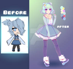 Cold Blue Redesign 01