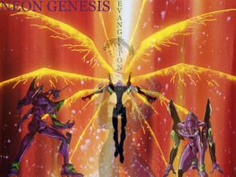 Evangelion by animemaster351