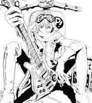 Haruko FLCL