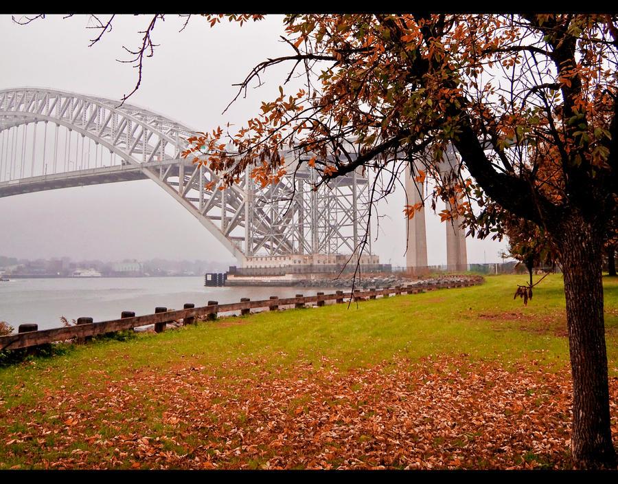 Bayonne Bridge by ChrisCoffee
