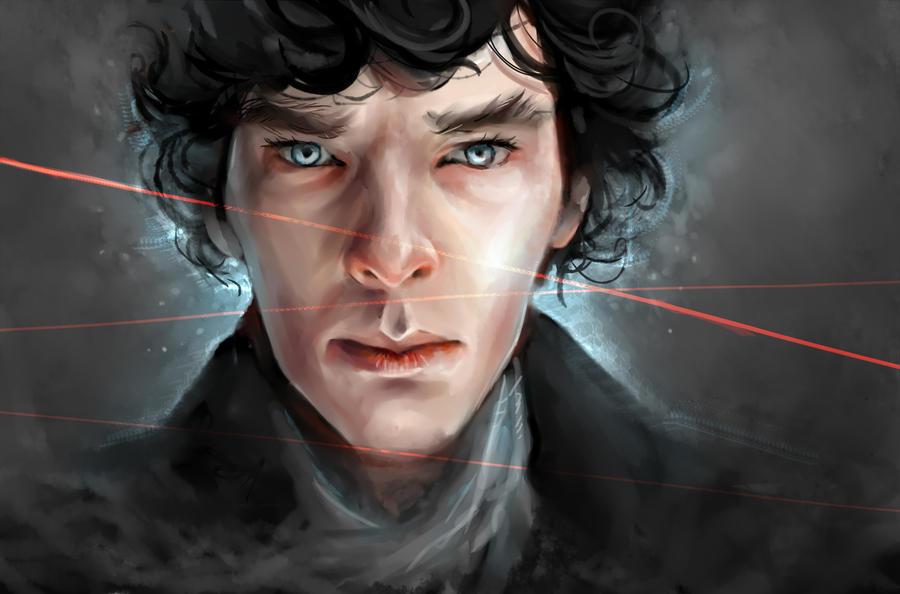 Sherlock Holmes BBC by Bran1313