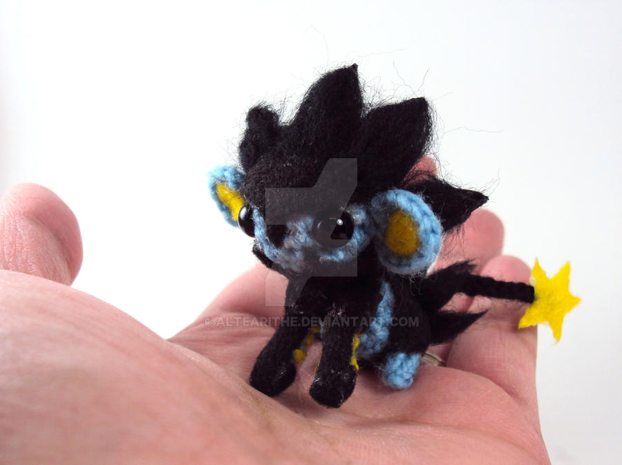 Custom Order - Luxray by altearithe