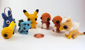 Custom Order Part 1 - Group of Cuties for Maria