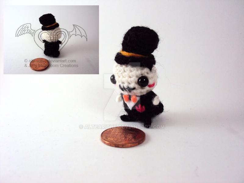 Halloween Line - Spiffy Gentleman Skeleton by altearithe
