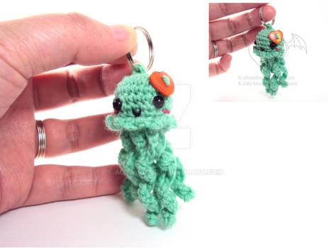 Keychain Jellies - Seafoam Green