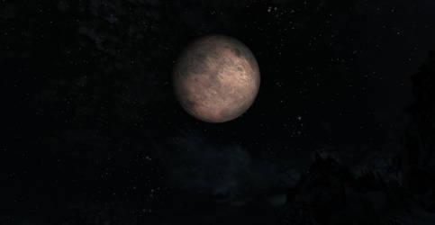 Full Moon Rising by Shadow-Glassen