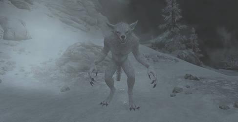 White Wolf by Shadow-Glassen