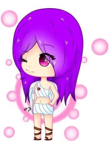 My oc Amber by Yofu-chan