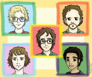 Ben Folds and the Band