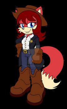 Sheriff Fiona Fox (Altenate design)