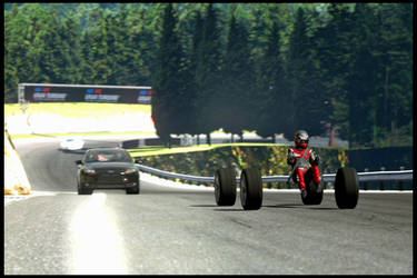 GT6 Deep Forest Raceway