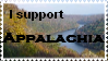 Appalachia Stamp by MuseofLullabys