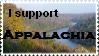 Appalachia Stamp by MuseofLullabys