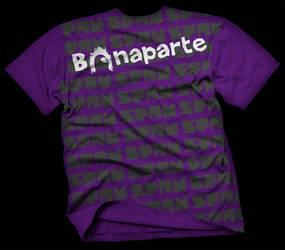 bonaparte fan shirt by Nimpscher