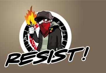 Resist by Nimpscher