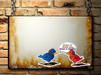 tweet me - tweet you