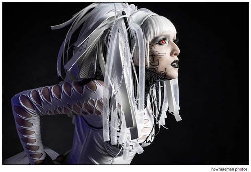 White Dalek Supreme: Fatal Beauty