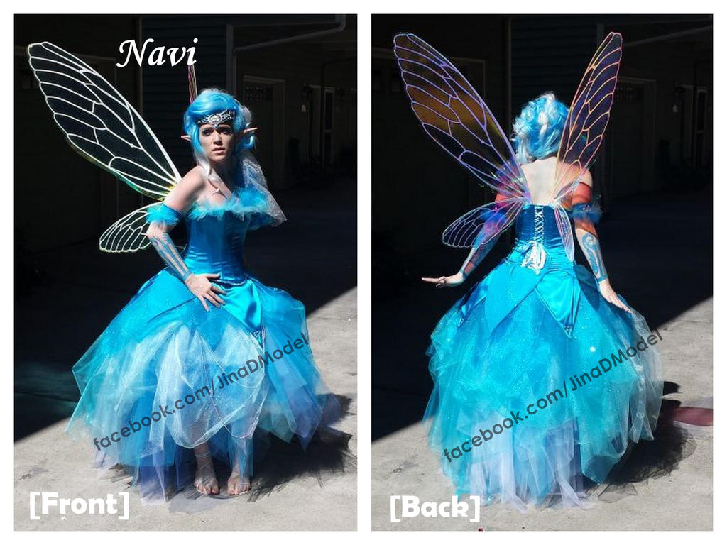 Navi Cosplay by lelental