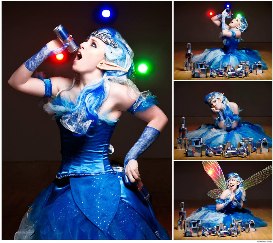 How fairies REALLY get their wings (Navi LOZ) by lelental