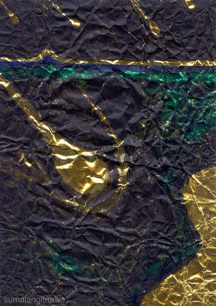 Black and Gold by sumalangitnawa