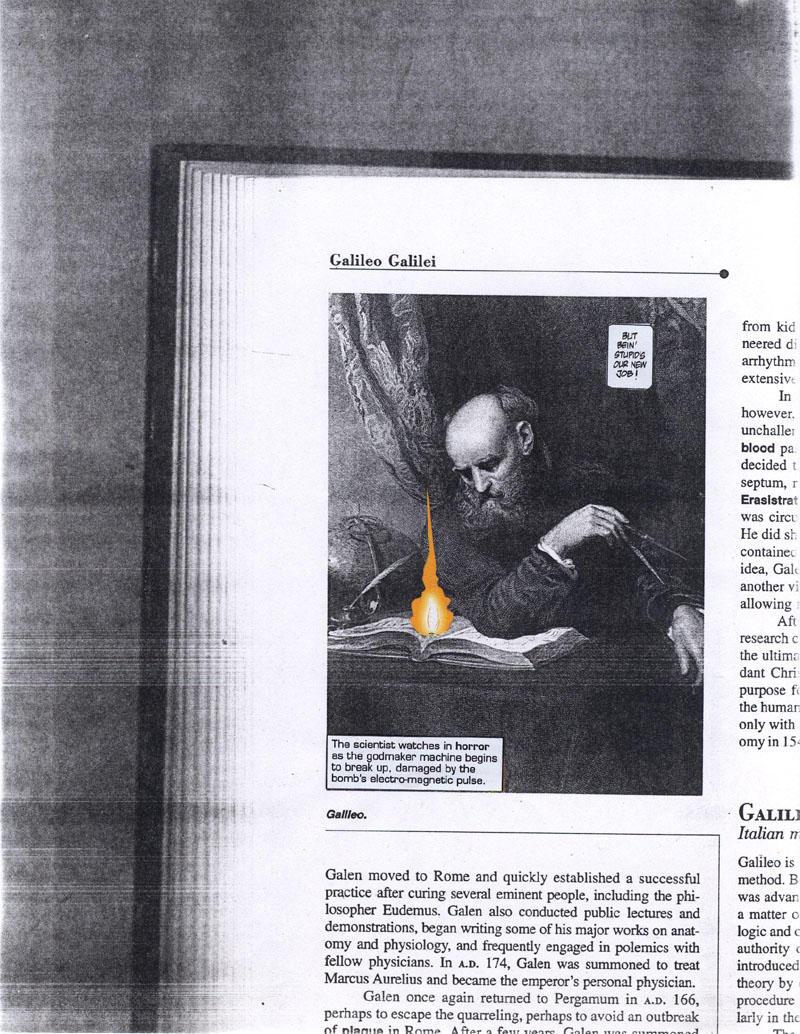 Superheroes - Galileo Galilei by sumalangitnawa