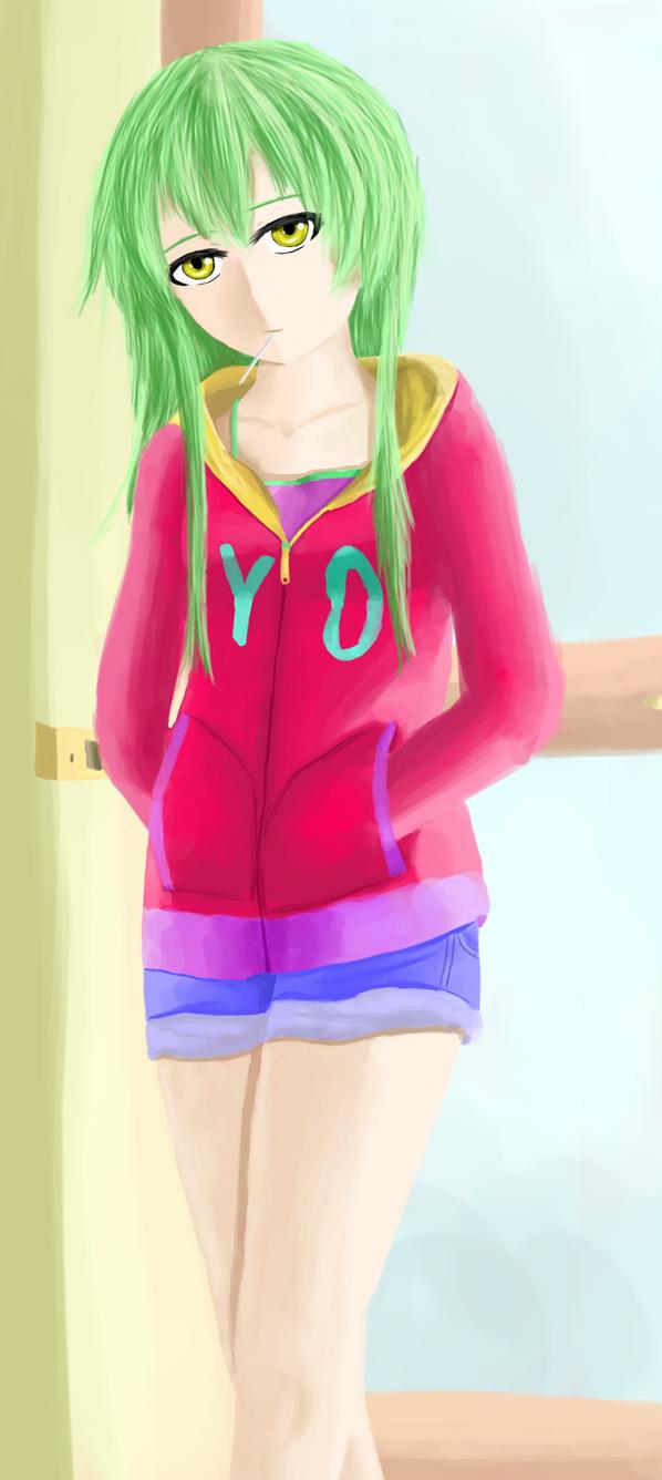 Girl from Next Door by Piehamster