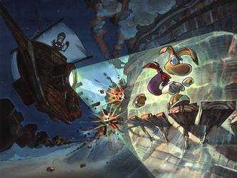 Art Rayman 2 The Great Escape