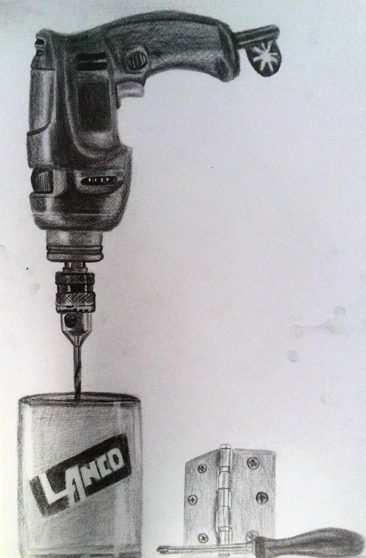 Imaginar que es objetos de cocina dibujo grafito by - Dibujos de cocinas ...