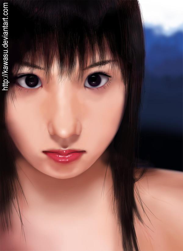Yuko Ogura by kawasu