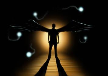 Angel by ElkiLG