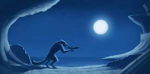 Moon Beast Remake
