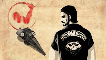 Anarchy on Korhal by ElkiLG