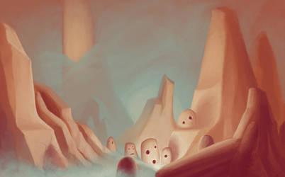 Rocks by ElkiLG