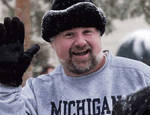A cold day in Michigan