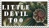 Littledeviltoo Stamp by ScorpionzDezignz