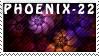 Phoenix-22 Stamp by ScorpionzDezignz