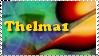 Thelma1 Stamp by ScorpionzDezignz