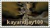 Kayandjay100 Stamp by ScorpionzDezignz