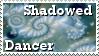Shadoweddancer Stamp 1 by ScorpionzDezignz