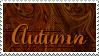 Autumn Stamp by ScorpionzDezignz