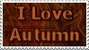 I Love Autumn by ScorpionzDezignz