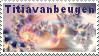 Titiavanbeugen Stamp by ScorpionzDezignz