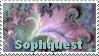Sophquest's Stamp by ScorpionzDezignz
