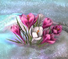 Crystal Snow by NapalmArsenal