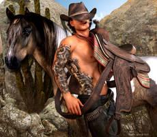 Save A Horse Ride A Cowboy!