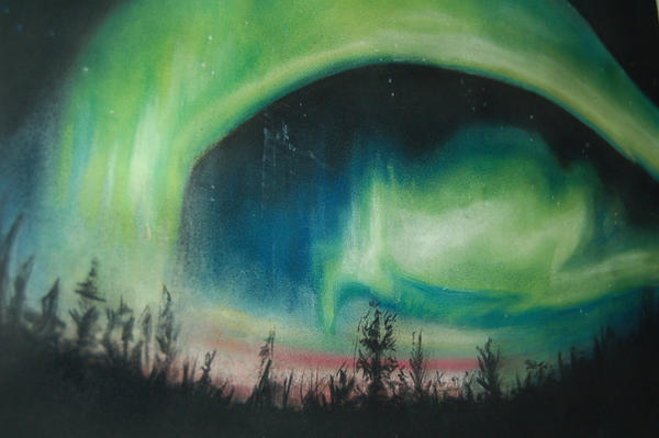 Northern Lights by R0iSiN-dUbh