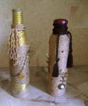 Creative bottles